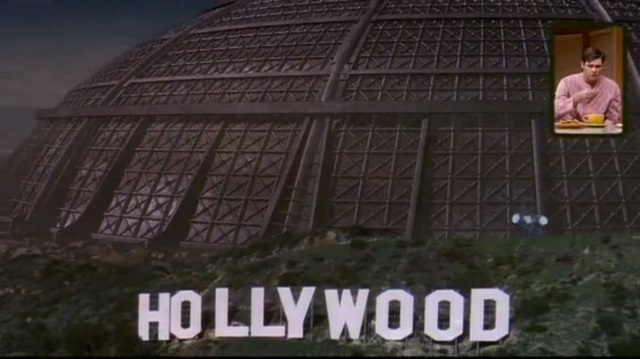 ¿Panóptico hollywoodense?