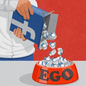 facebook ego